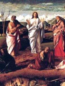 (Matthew 10:1-15) Spiritual Fruit: Desire for Holiness The Fourth Luminous Mystery THE TRANSFIGURATION Jesus took Peter, James and John and led them up on a high