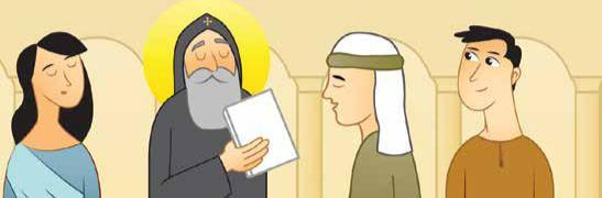 written 150 poems which had wrong teachings and made people memorize them and sing them. St. Ephraim rejected these false teachings.
