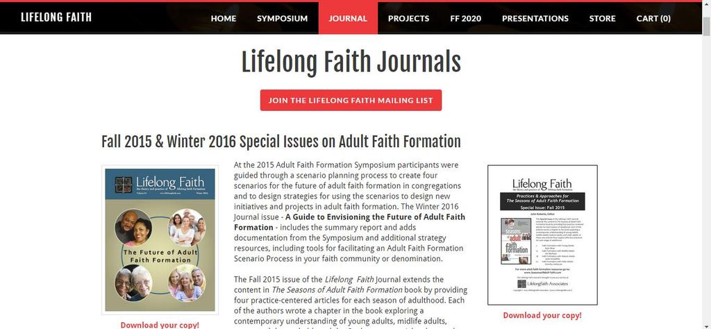 http://www.lifelongfaith.com/journal.