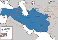 (1218-1265) 1295 Ilkhan Ghazan converted Mongols to