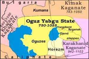 First Turkish Migrations At first: mostly random Uyghur Turks, lived mostly