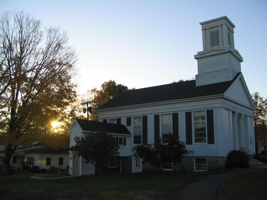 BOLTON CONGREGATIONAL CHURCH, UCC CONSTITUTION and BYLAWS Revised and Approved Unanimously At a