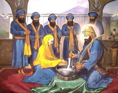 Mata Jeeto Ji ਮ ਤ ਜ ਤ ਜ 1673-1700 During the baptism ceremony of the Khalsa in