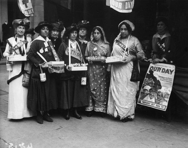 1915 Sophia joins in the march to allow women to work so men can fight in WW1. 1928 All women and men over 21 get to vote.
