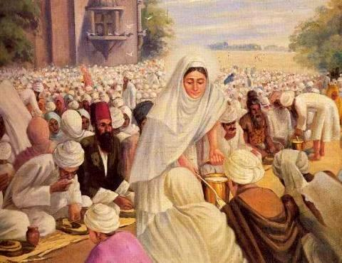 Mata Khivi Ji ਮ ਤ ਖ ਵ ਜ 1506-1582 Mata Khivi Ji was the