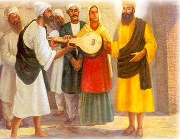 Bibi Nanaki Ji ਬ ਬ ਨ ਨਕ 1464-1518 Bibi Nanaki Ji was the first person to