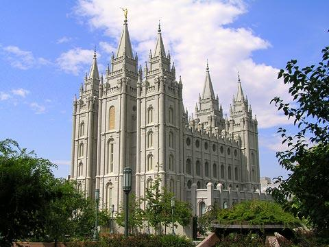 The Mormons in Utah 15. Who, When and where were the Mormons founded?