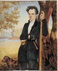 Stephen F. Austin Empresario who started a colony on lower the Colorado River in 1822. Success attracted more settlers, who received free land in exchange for obeying Mexican laws.