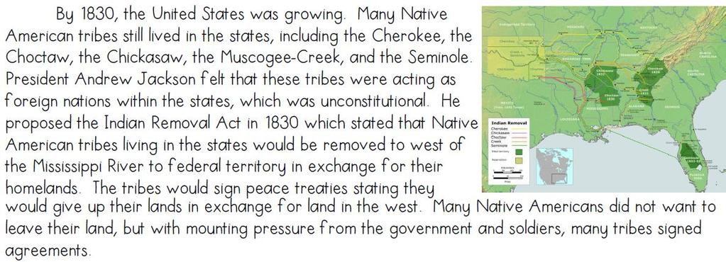 3. What caused many of the Cherokee