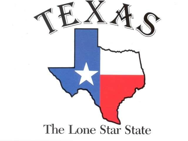 Texas becomes a state Texas signed alliance