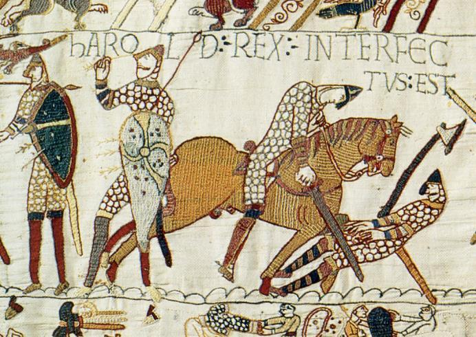 Section Three: The Battle of Hastings Preparations William s preparations for the Battle of Hastings William decided to let his wife run Normandy whilst he prepared for the invasion.