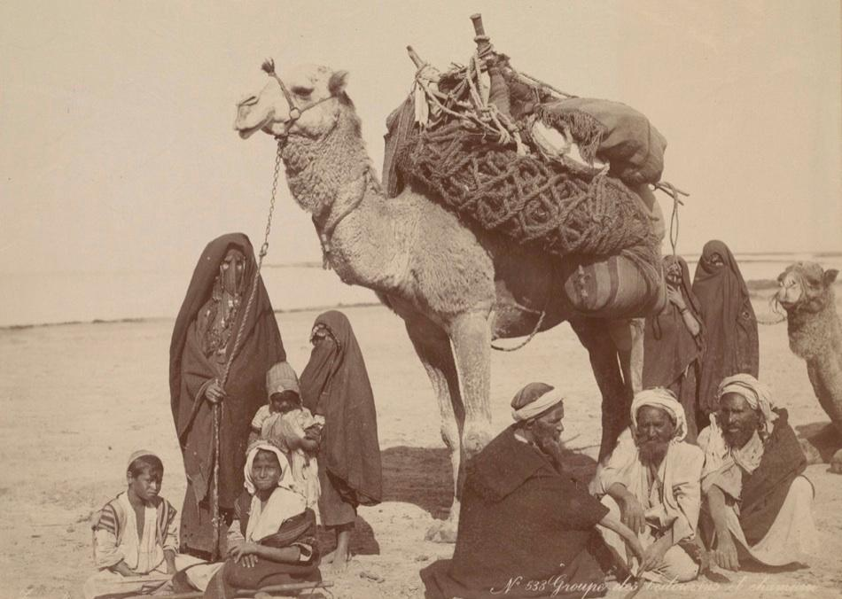 Bedouin First civilizations on Arabian peninsula Nomadic Clans: kin related groups