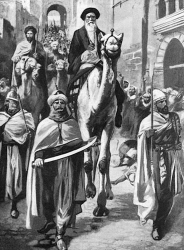 Muhammad s Return to Mecca In 630, Muhammad