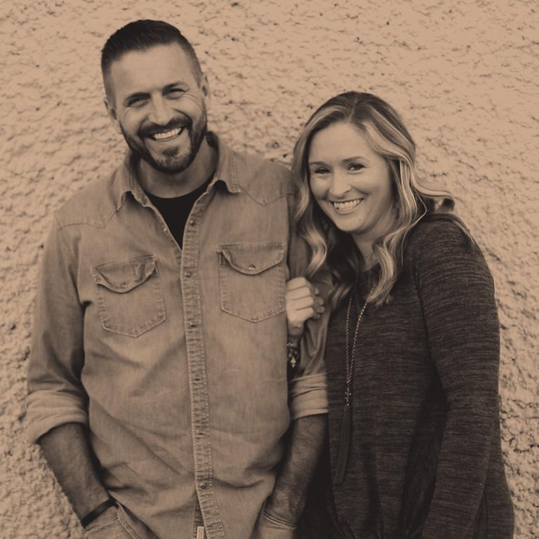 DEAR CHURCH FAMILY ANDY AND LEAH HEIS LEAD PASTORS It is so hard to believe that 7 years have passed since the first service at Desperation Church.