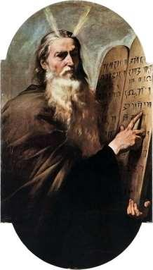 2. Moses led them through Sinai Desert.