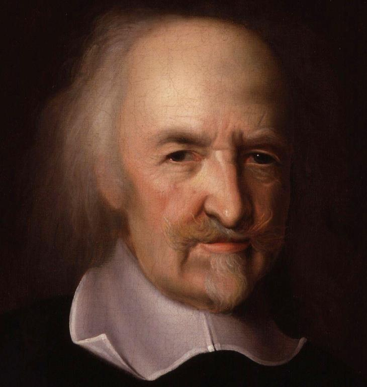Thomas Hobbes All humans were naturally selfish and wicked, therefore governments must keep order.