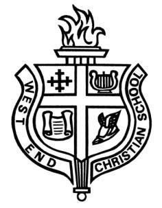 WEST END CHRISTIAN SCHOOL, INC. 1600 Atlantic Street, Hopewell, Virginia 23860 804.458.6142 www.wecs-hopewell.com FAX 804.458.7183 APPLICATION FOR TEACHER POSITION Your interest in West End Christian School is appreciated.