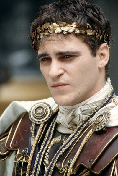 The Decline Begins Commodus from the movie Gladiator 180 CE Marcus Aurelius died His son,