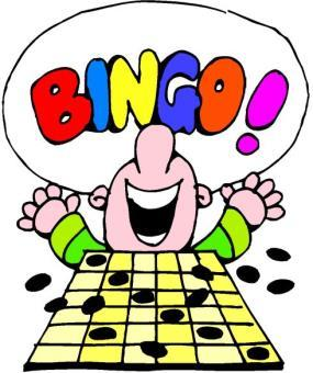Family Bingo! All Ages Welcome!