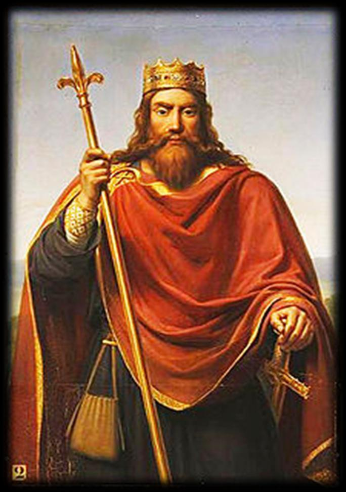 Germanic Kingdoms Emerge Clovis Rules the Franks Who? Franks (Germanic people) hold power in Roman province of Gaul Gaul is modern day France/Switz.