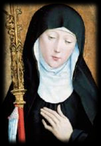 the rules for life in monastaries His sister Scholastica adapts rules for nuns