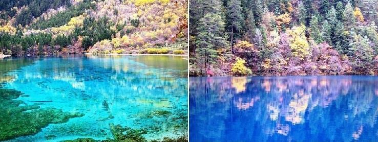 Other sights can be visited subject to time available (tour guide will advise). Overnight in Jiuzhaigou.