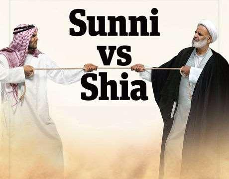 SUNNIS AND SHIAS Out of that conflict emerged one of the deepest and most enduring rifts within the Islamic world.