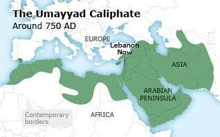 Umayyad Caliph From modest Caliphs to absolute monarchs.