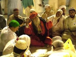 SUFIS A second quite different understanding of the faith emerged among those who saw the worldly success of Islamic civilization
