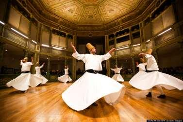 Known as SUFIS, they represented Islam s mystical dimension, in that they sought a direct and personal experience of the Divine.