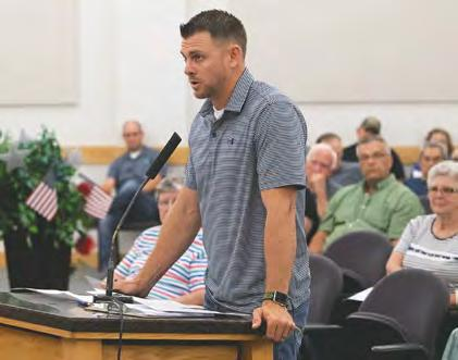 7M budget STEVE HOWE STAFF WRITER The Grantsville City Council unanimously approved a 5.7 million final budget during its meeting Wednesday evening.