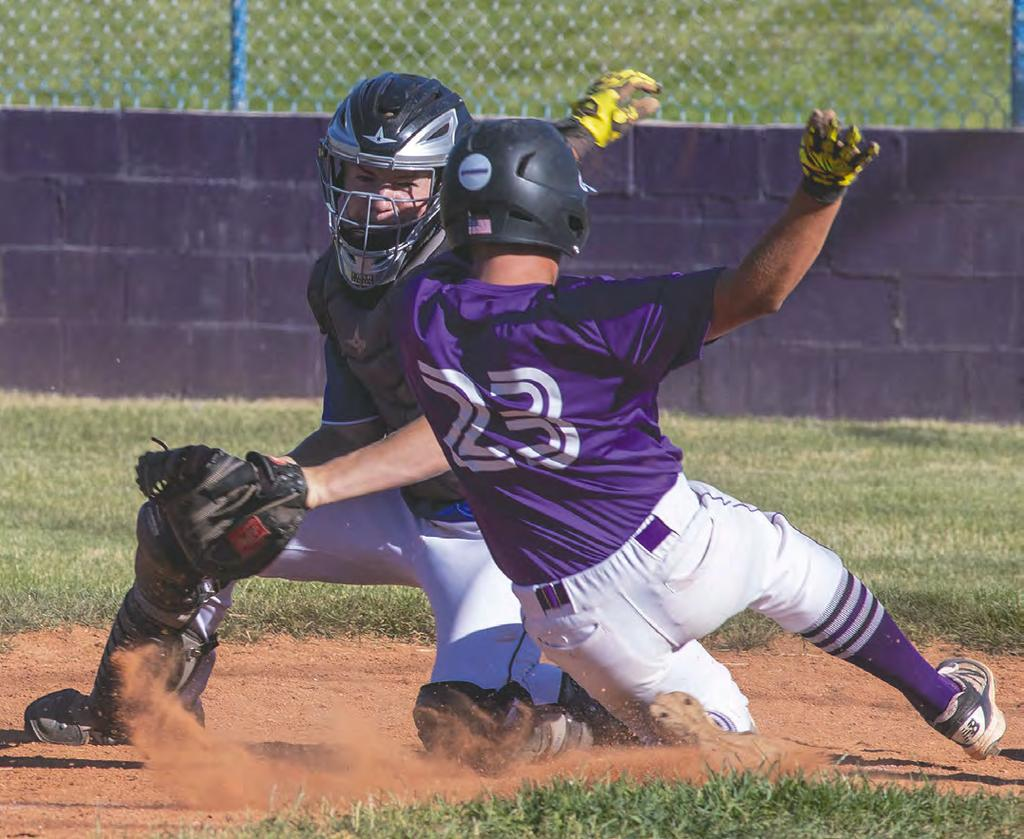 The Buffs overcame an early deficit to defeat Stansbury 13-7 on Wednesday evening at Dow James Park, picking up their second win over a county rival in a span of three days.