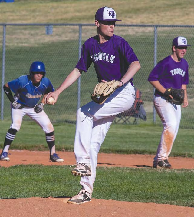 This is what leads us into next year s high-school season, said Tooele senior Nick Hogan. We take this serious, just like the normal season.