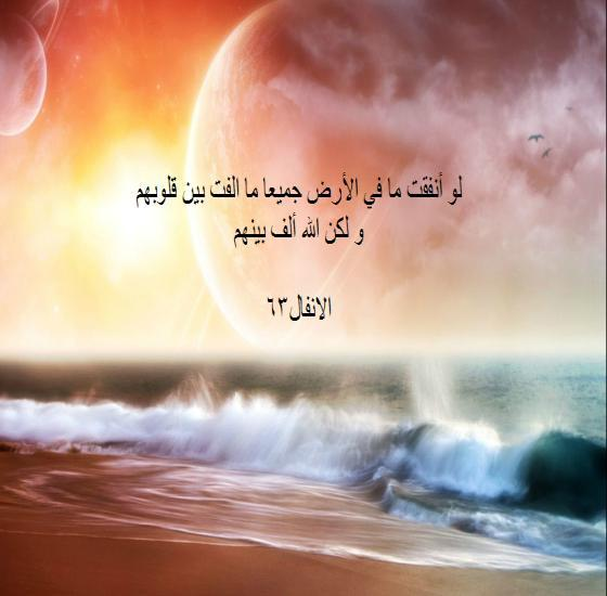 We need to look at the sahabas or anyone who really loves Allah, those who do everything for the sake of Allah, and choose the way of the Sahabas, i.e., choose the best words to deal with people.