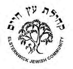 "ב ס ""ד N EWSLETTER FOR THE ELSTERNWICK JEWISH COMMUNITY 5 April 2014 5 Nissan 5774 Parshat Metzora Yahrzeits during the coming week Ed Goldman (Father) [5 April] Rachel Hyman (Father) [7 April]"