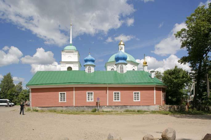 Orthodoxy and Orthodox Sacral Buildings in Estonia from the 11th to the 19th Centuries