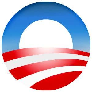 logo dating back to his election campaign (O+B+logo), which depicts the American flag and the initial of the surname Obama (see Fig. 2).