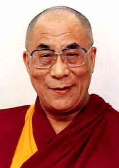 "Spread of Vajrayâna Buddhism (""Thunderbolt Vehicle"") Tibet & then Mongolia In Tibet: Lamaism (the monks: Lamas) Dalai Lama: - the priestly ruler of Tibet - fled"
