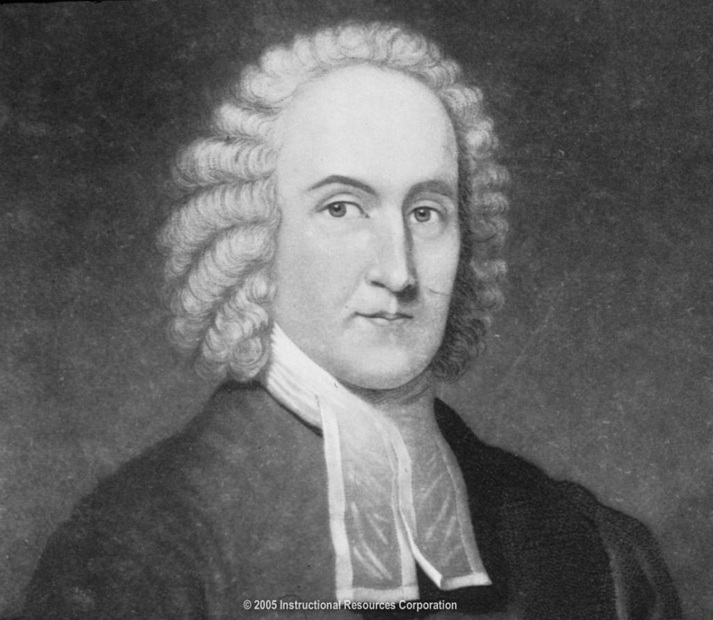 THE GREAT AWAKENING Jonathan Edwards and George Whitefield led the Great Awakening, a religious movement in the 1730s-1740s.
