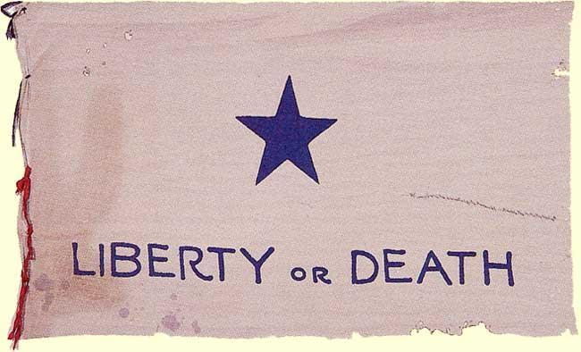 3 Texas Fights for Independence The Lone Star Republic Sam Houston defeated, captured Santa Anna at Battle of San Jacinto Treaty of Velasco grants independence to Texas (April 1836) Houston