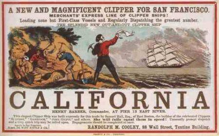 4 The California Gold Rush Impact of Gold Fever San Francisco becomes supply center