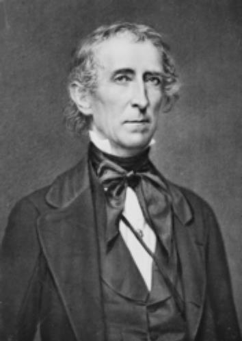 John Tyler our 10 th president, became the first vice president to assume office on the death of a president.