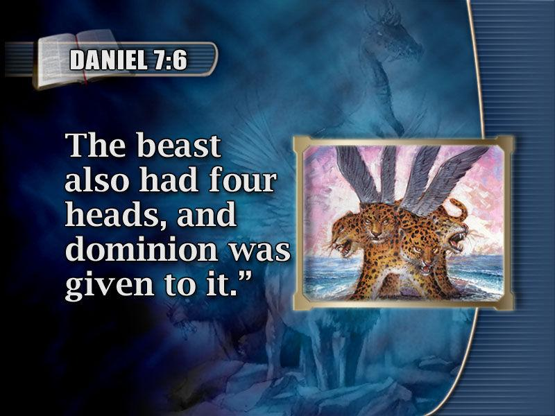 Prophetic Outlines Of Daniel 2 & 7 Daniel 2 Scripture Historical Fulfillment Daniel 7 Scripture Symbolism (Dan 2:37-38 NKJ) 37 You, O king, are a king of kings 38 You are this head of gold.