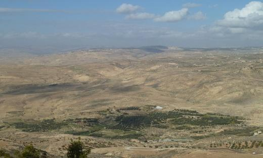 Depart Tiberius and drive to the Sheikh Hussein Bridge where we will cross from Israel into Jordan. Then proceed south to Mount Nebo to visit the site where Moses first viewed the Promised Land.