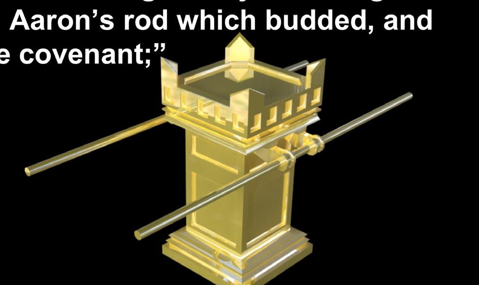Heb. 9:3, Behind the second veil there was a tabernacle which is called the Holy of Holies, Heb.