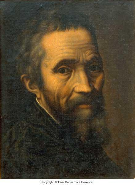 Michelangelo Excelled as a painter, sculptor, architect, and poet.