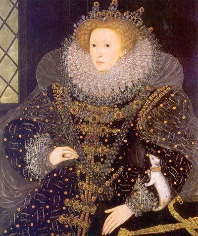 Elizabeth I Elizabeth, Henry s daughter, took over England after her half sister Mary I died Mary had reinstated the