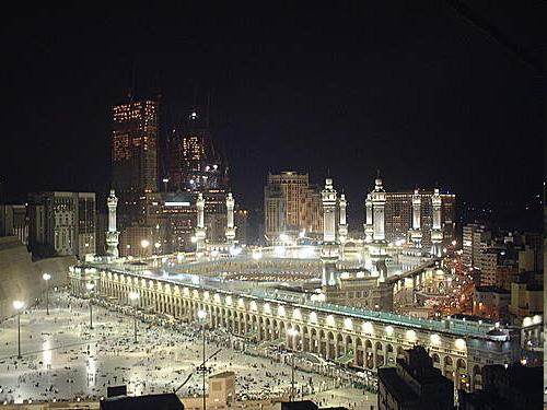 Mina Tawaf The