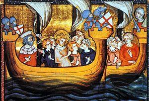 Cairo, and the alliance with the Christians was immediately forgotten. Louis' presence in Outremer had saved the Crusader states from the disaster at Mansourah.
