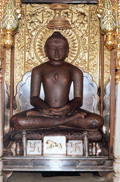 New Religions Arise Jainism founded by Mahavira Mahavira believed that everything in the universe has a soul and so should